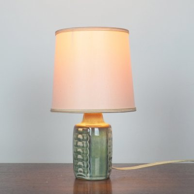 Small Soholm ceramic table lamp, 1960's