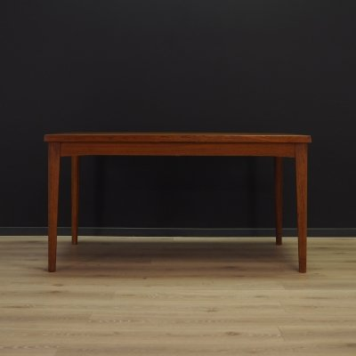 Vintage Dining table in teak, Denmark 1970s