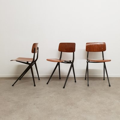 S201 School chair by Ynske Kooistra for Marko Holland
