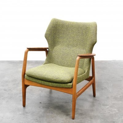 Low Armchair by Aksel Bender Madsen for Bovenkamp, 1960s