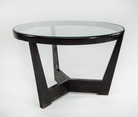 Art deco coffee table, 1920s