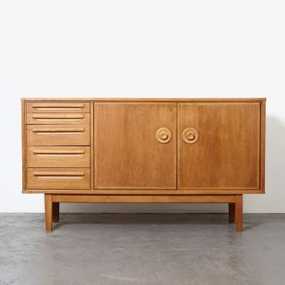 Very rare Mart Stam Sideboard for Pastoe, 1949