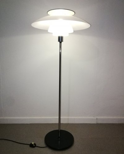 'PH80' Floor lamp by Poul Henningsen for Louis Poulsen, 1980s