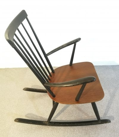 Rocking chair by Roland Rainer, 1950s