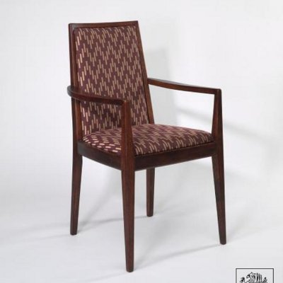 Wiesner Hager arm chair, 1950s