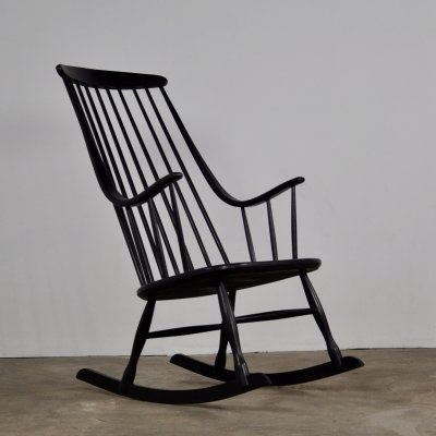 Rocking Chair by Lena Larsson for Nesto, 1958
