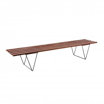 Robin Day Slate Bench for Hille, UK 1950