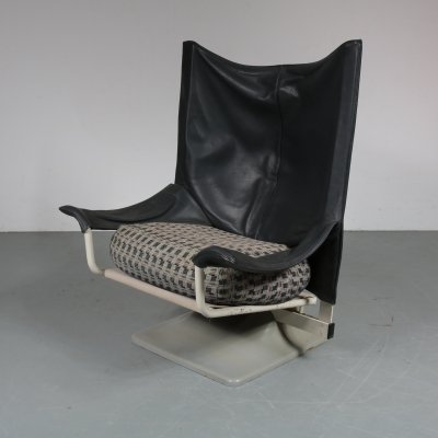 AEO lounge chair by Archizoom Associati for Cassina, 1980s