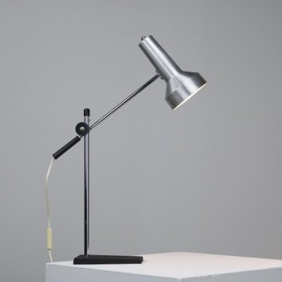 Vintage Dutch design desk lamp, 1960s