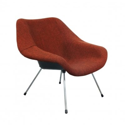 Rare Jupp Ernst Chair for Polstermobelfabrik Eugen Schmidt, Germany 1950