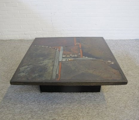 Coffee table by Paul Kingma for Kingma, 1979