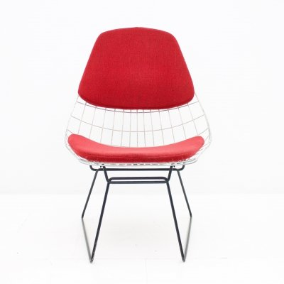 Early FM05 Wire Lounge Chair by Cees Braakman