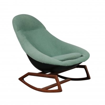 Walter S. Chenery 'Gemini' Rocking Chair for Lurashell, UK 1960