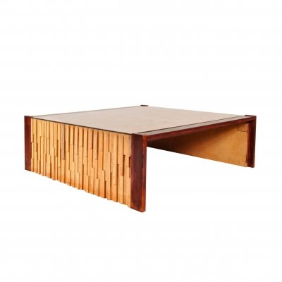 Large Edition Coffee Table by Percival Lafer, Brazil 1960s