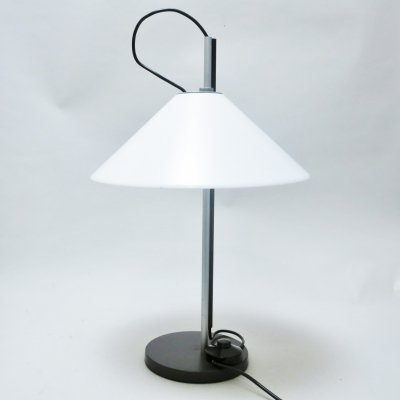 Aggregato desk lamp by Enzo Mari for Artemide, 1970s
