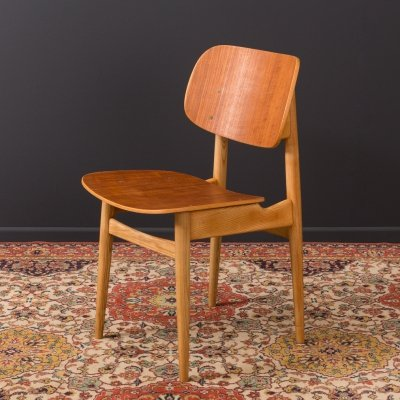 German plywood chair from the 1950s