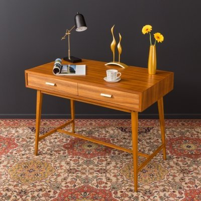 Writing desk by WK Möbel from the 1950s