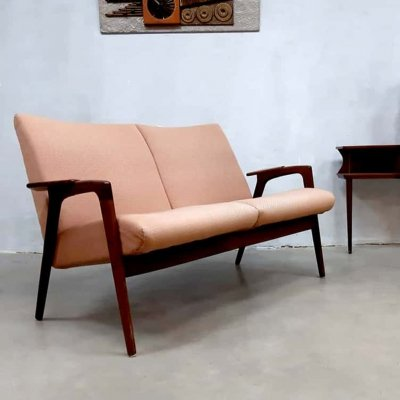Vintage sofa model Ruster by Yngve Ekström for Pastoe