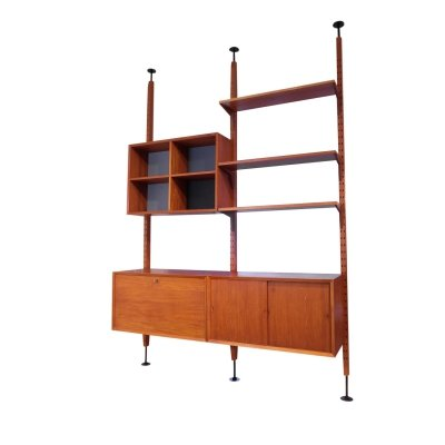 Cadovius Room Divider Tension Pole Unit, 1960s