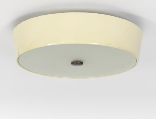 Large Labeled Mod. 5013 Stilnovo Ceiling Light, 1950s