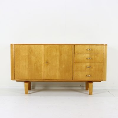 Model 544 sideboard by Willem Lutjens for C. den Boer, 1960s