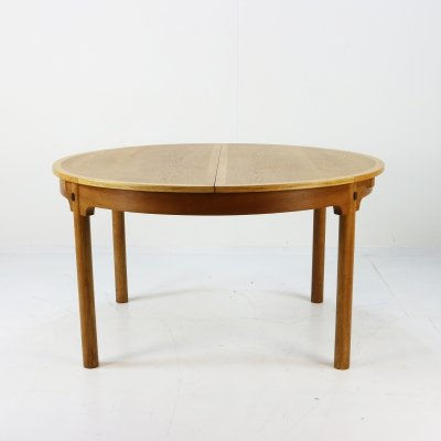 Model 140 Øresund series dining table by Børge Mogensen for Karl Andersson & Söner, 1960s