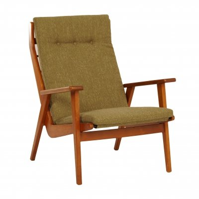 1611 Armchair by Rob Parry for Gelderland, 1950s