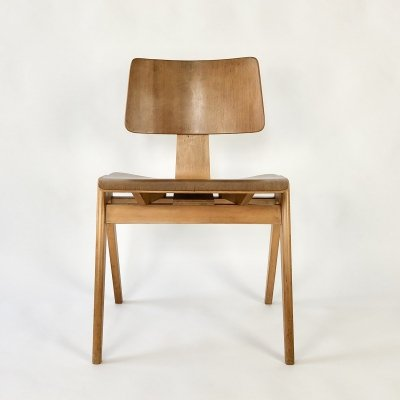 Hillestak dining chair by Robin Day for Hille, 1950s