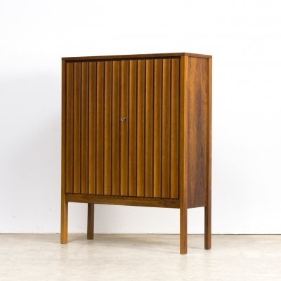 Leo Bub rosewood cabinet for Bub Wertmöbel, 1970s