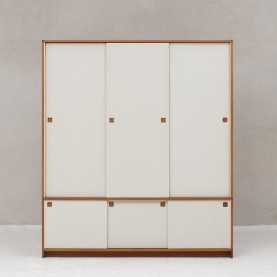 Oregon Pine 'KD32' Wardrobe by Cees Braakman for Pastoe, the Netherlands 1962