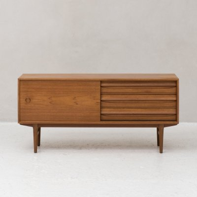 Sideboard in teak by Franz Meyer Möbel, Germany 1960s