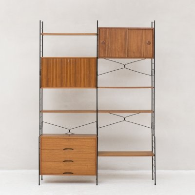 2-piece wall unit by WHB, Germany 1970s