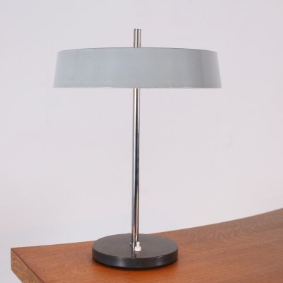 French modernist table lamp