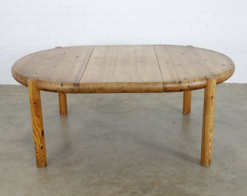 Dining table by Rainer Daumiller for Hirtshals, 1960s
