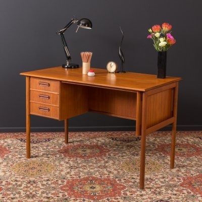 Danish writing desk, 1960s