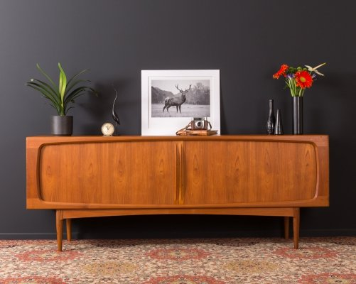 Danish 'Model 142' sideboard by Bernhard Pedersen & Son, 1960s
