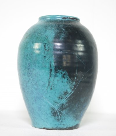 Ceramic vase by Nephriet, 1950's
