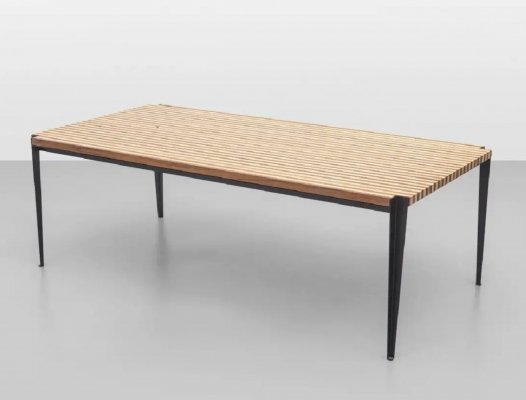Osvaldo Borsani A 'T61b' coffee table by Tecno, 1957