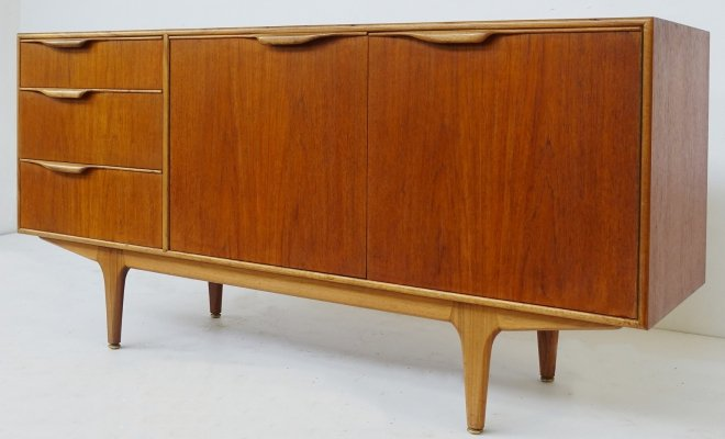 Small McIntosh Sideboard In Teak, 1960s