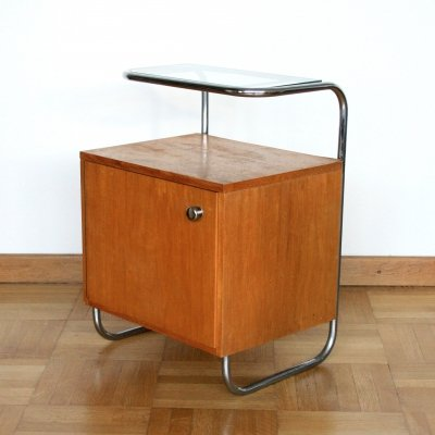 Bedside table by Kovona, Czechoslovakia 1962