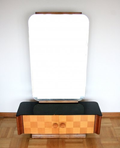 Dressing table by J. Halabala, 1950s