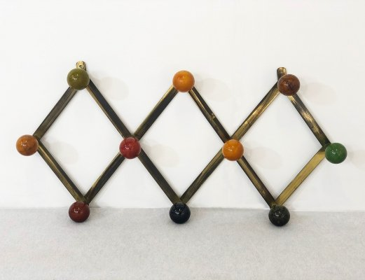 Coat rack by Luigi Caccia Dominioni for Azucena, 1950s