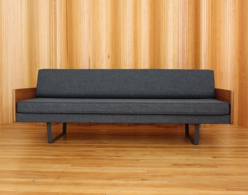 Robin Day sofa bed by Hille London