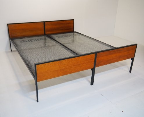 Pair of 'Carroo' beds by André Cordemeyer for Auping, 1950s