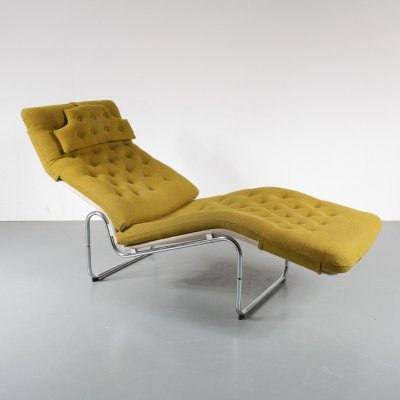 Kroken lounge chair by Christer Blomquist for IKEA, 1970s