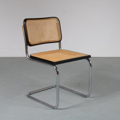 2 x Cesca dining chair by Marcel Breuer, 1970s