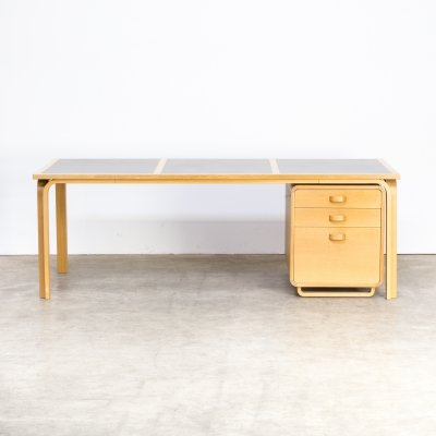 Rud Thygesen & Johnny Sørensen writing desk for Magnus Olesen, 1960s