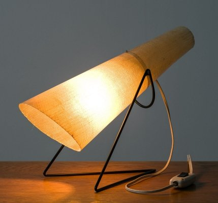 Table lamp by Josef Hurka for Napako, 1960's