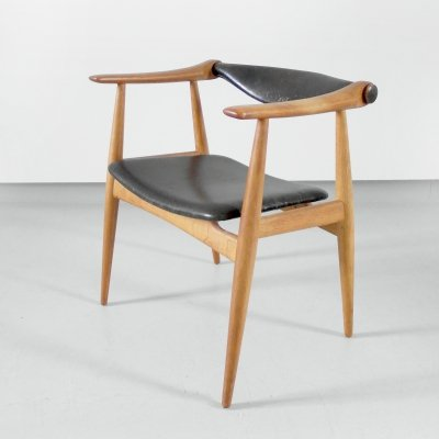 Yoko / Model CH24 arm chair by Hans Wegner for Carl Hansen & Søn, 1960s