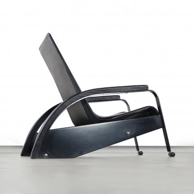 Jean Prouvé Grand Repos chair by Tecta, 1980-1984